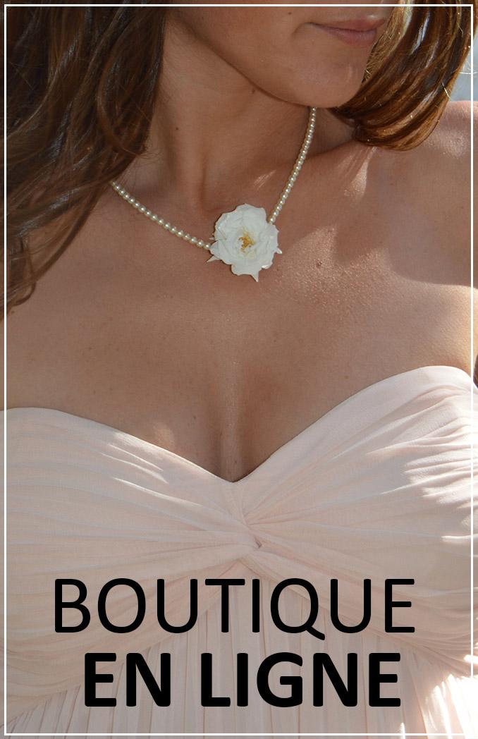 Bouquets boutique en ligne pour mariées